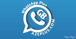 GB WhatsApp+ Plus indir