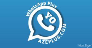 YO WhatsApp+ Plus indir